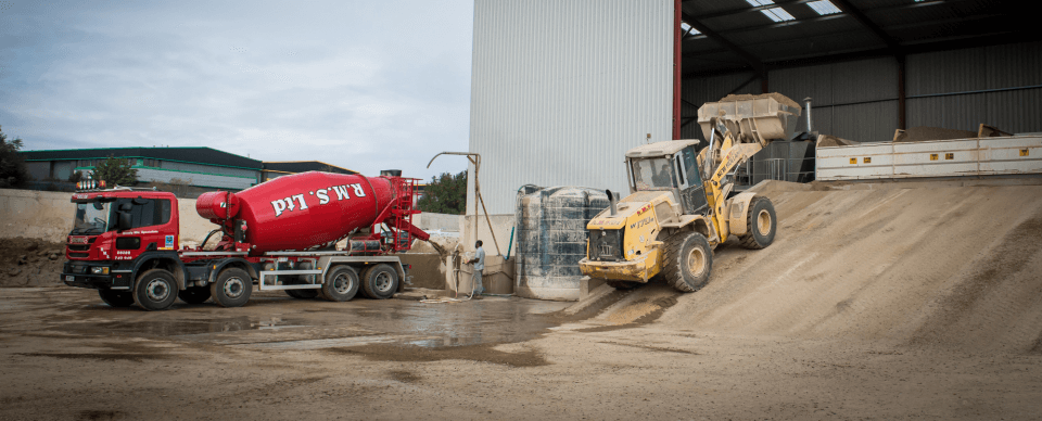 contact RMS Concrete