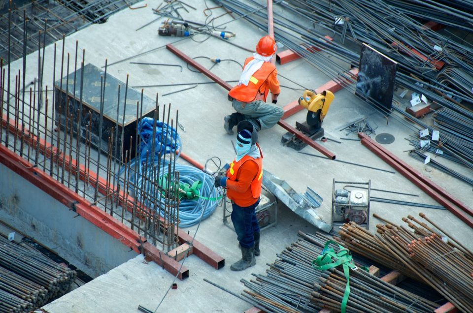 Concrete for construction projects